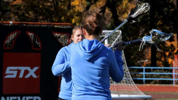 T. How to Understand Shooting Space in Women's Lacrosse Promo Image