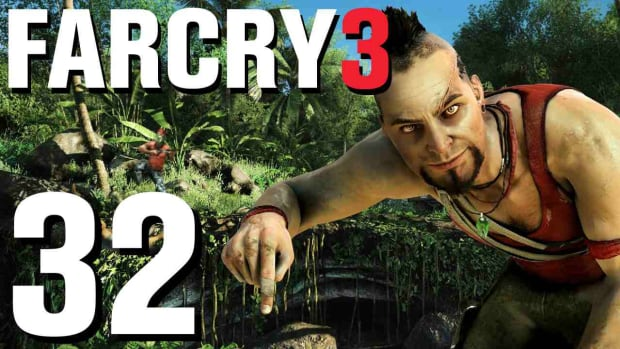 ZF. Far Cry 3 Walkthrough Part 32 - New Rite of Passage Promo Image