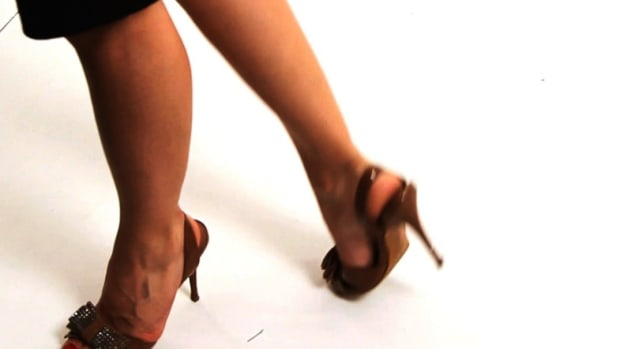G. How to Avoid Pain in the Ball of Your Foot from High Heels Promo Image