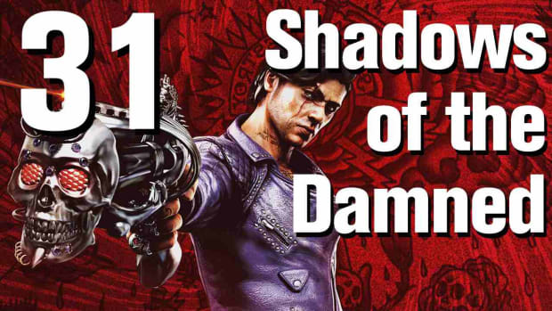 ZE. Shadows of the Damned Walkthrough: Act 4-3 The Ghost Hunter (4 of 5) Promo Image