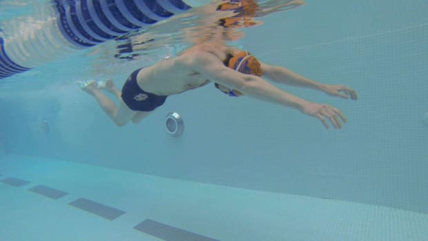 L. How to Kick in the Butterfly Stroke Promo Image