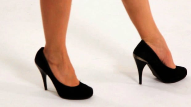 C. How to Walk Gracefully in High Heels if You Have Bunions Promo Image