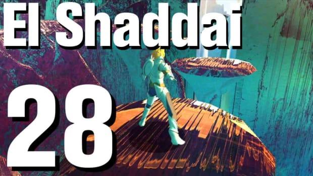 ZB. El Shaddai Walkthrough Part 28: The Cry of Armaros (1 of 4) Promo Image
