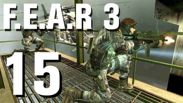 O. F.E.A.R. 3 Walkthrough Part 15: Suburbs (4 of 5) Promo Image