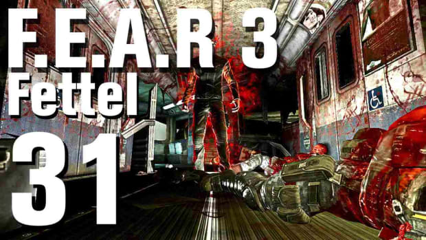 ZE. F.E.A.R. 3 Fettel Walkthrough Part 31: Bridge (3 of 4) Promo Image