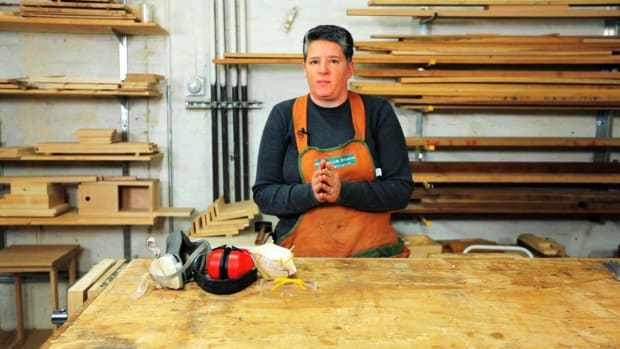 ZD. How to Practice Woodworking Safely Promo Image