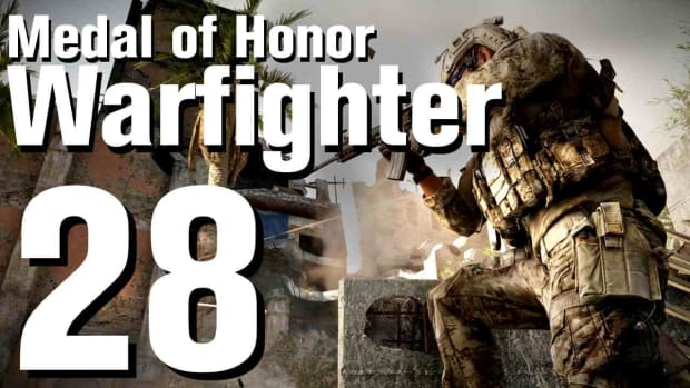 ZB. Medal of Honor: Warfighter Walkthrough Part 28 - Chapter 12: Preacher Promo Image