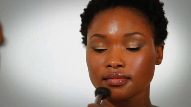 E. How to Pick a Foundation for Black Skin Promo Image