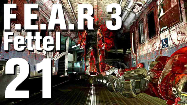 U. F.E.A.R. 3 Fettel Walkthrough Part 21: Suburbs (3 of 6) Promo Image