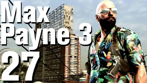 ZA. Max Payne 3 Walkthrough Part 27 - Chapter 8 Promo Image