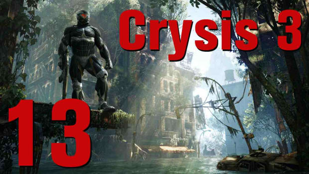 J. Crysis 3 Walkthrough Part 5 - Manhattan Train Ride Promo Image