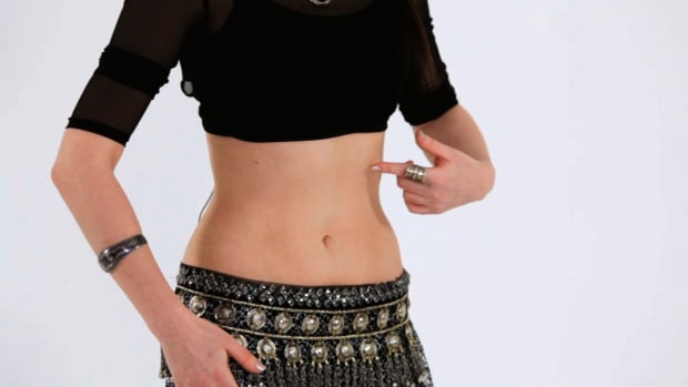 A. How to Do a Belly Roll in Belly Dancing Promo Image