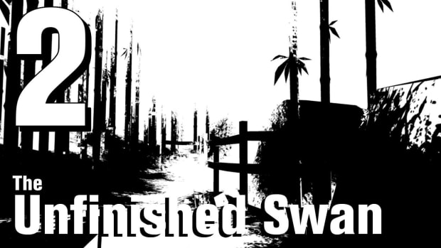 B. The Unfinished Swan Walkthrough Part 2 - Chapter 1 Promo Image