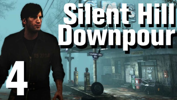 D. Silent Hill Downpour Walkthrough Part 4 - Devil's Pitstop Promo Image