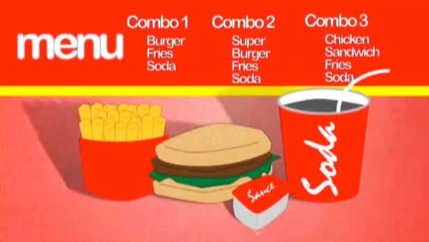 C. How to Make Healthy Choices at Fast Food Restaurants Promo Image