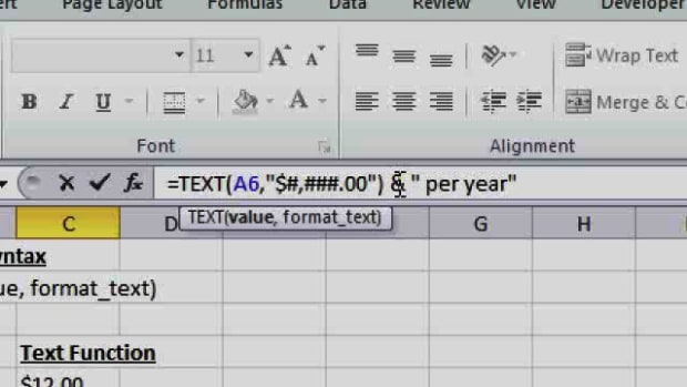 V. What Is the Text Function in Excel? Promo Image