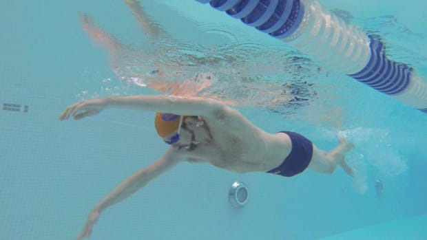 A. How to Do the Front Crawl / Freestyle Swimming Stroke Promo Image