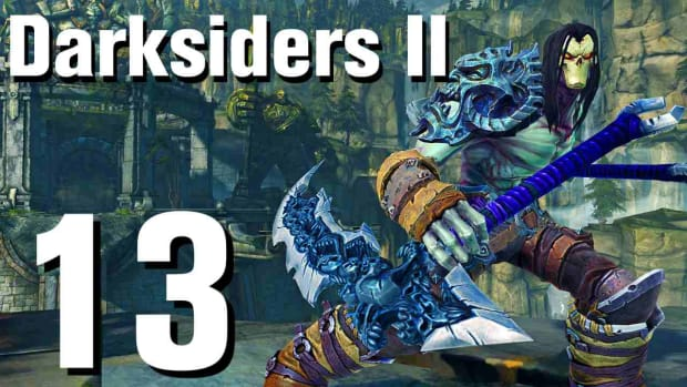 M. Darksiders 2 Walkthrough Part 13 - Chapter 2 Promo Image