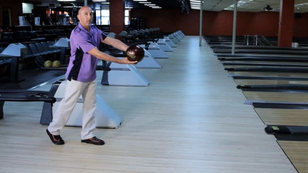 V. How to Improve Your Push Away & Ball Swing in Bowling Promo Image