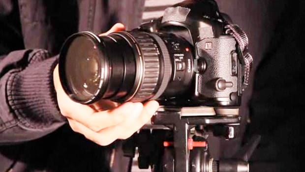 C. How to Choose the Right Lens for Your DSLR Camera Promo Image
