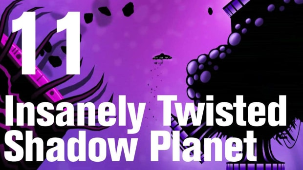 K. Insanely Twisted Shadow Planet Walkthrough Part 11: Ocean Promo Image
