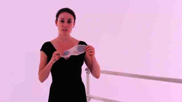 ZF. How to Pick the Right Ballet Shoes Promo Image