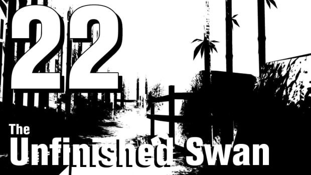 V. The Unfinished Swan Walkthrough Part 22 - Chapter 4 Promo Image