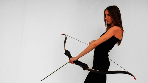 U. How to Use a Recurve Bow in Archery Promo Image