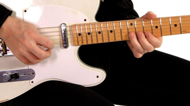 U. How to Create a Stevie Ray Vaughn Sound with a Guitar Pedal Promo Image