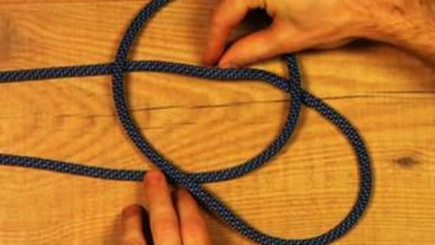 H. How to Tie a Manharness Knot Promo Image