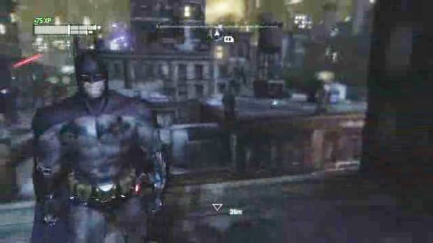 ZY. Batman Arkham City Walkthrough Part 51 - Save Talia Promo Image