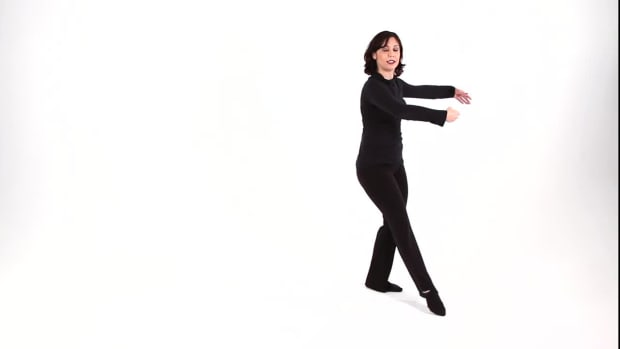 H. How to Do the Fan Kick Jazz Dance Move Promo Image