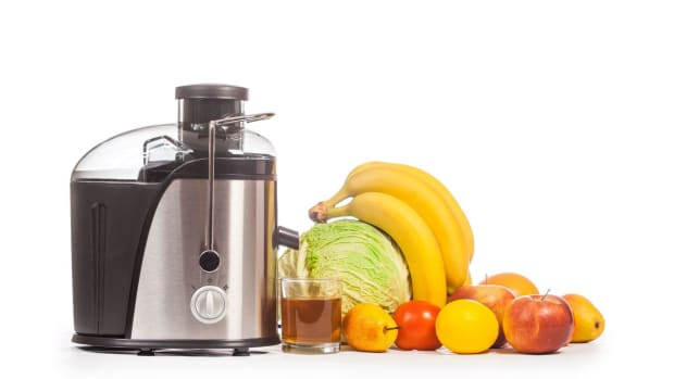 ZG. Equipment Needed for a Juice Fast Promo Image