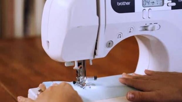 O. How to Select Stitch Length when using Your Sewing Machine Promo Image