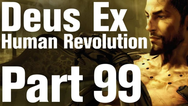 ZZZU. Deus Ex: Human Revolution Walkthrough - Cloak and Daggers and The Take (1 of 6) Promo Image