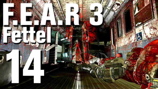N. F.E.A.R. 3 Fettel Walkthrough Part 14: Slums (6 of 6) Promo Image