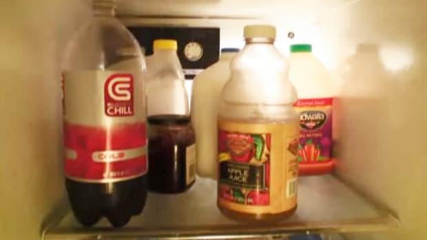P. How to Organize a Refrigerator Promo Image