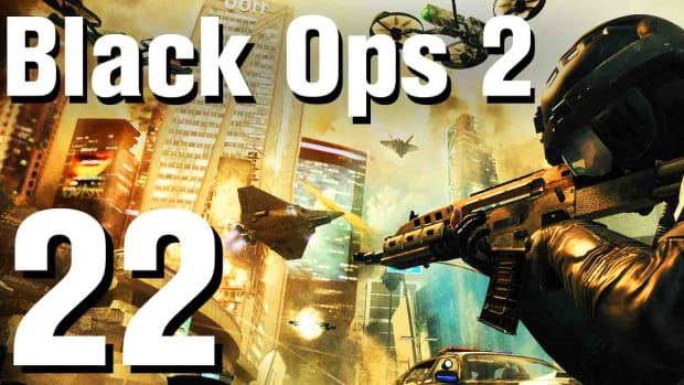 V. Black Ops 2 Walkthrough Part 22 - Fallen Angel Promo Image