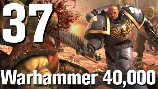 ZJ. Warhammer 40K Space Marine Walkthrough Part 37: Waking the Sleeping Giant Promo Image