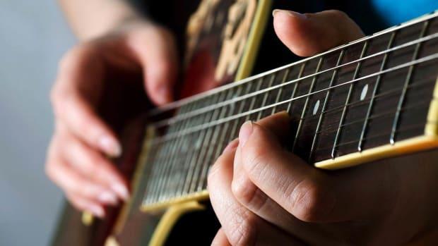 M. Basic Fingerpicking Guitar Techniques Promo Image