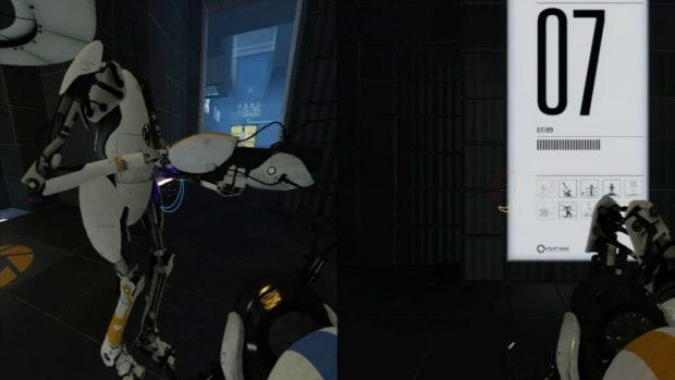 ZZZK. Portal 2 Co-op Walkthrough / Course 4 - Part 7 - Room 07/09 Promo Image