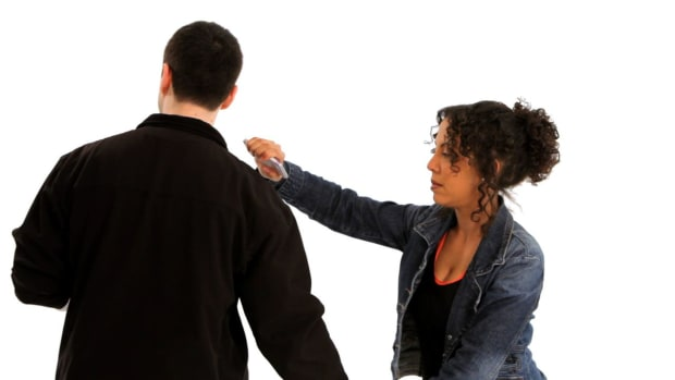 ZJ. How to Use an iPhone as a Weapon in Self-Defense Promo Image