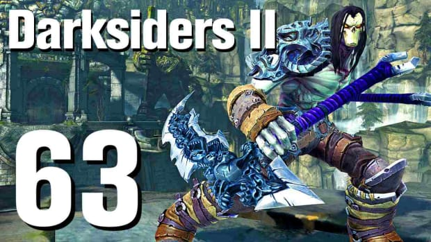 ZZK. Darksiders 2 Walkthrough Part 63 - Chapter 10 Promo Image