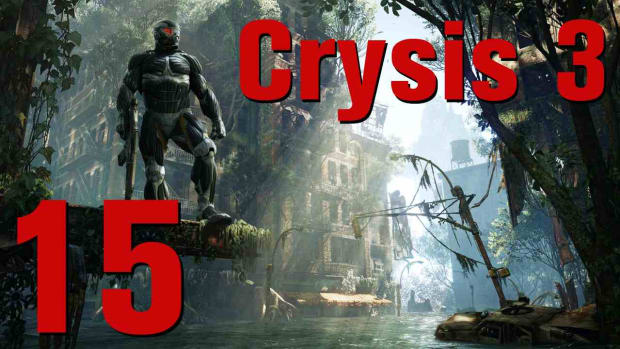 L. Crysis 3 Walkthrough Part 7 - The Root of All Evil Promo Image