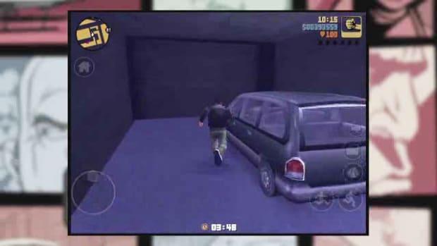 Y. GTA3 iOS Walkthrough Part 25 - Grand Theft Auto Promo Image
