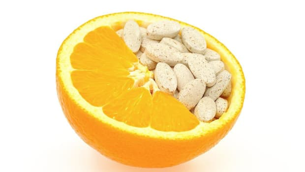 M. What Are Antioxidant Vitamins? Promo Image