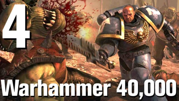 D. Warhammer 40K Space Marine Walkthrough Part 4: Against All Odds Promo Image