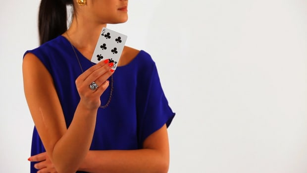L. How to Find a Person's Chosen Card with a Magic Trick Promo Image