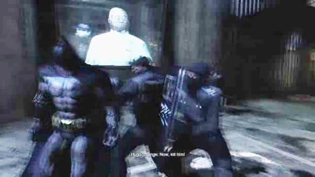 ZU. Batman Arkham City Walkthrough Part 47 - Arkham City Processing Center Promo Image