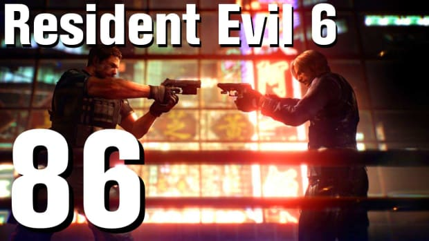 ZZZH. Resident Evil 6 Walkthrough Part 86 - Chapter 14 Promo Image